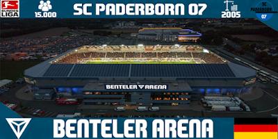 PES 2017 Stadium Benteler Arena by NaN RiddLe 08