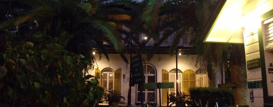 Casa de Ernest Hemingway en Key West