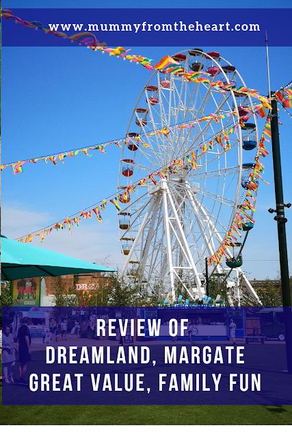 Dreamland Margate pin