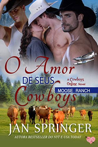 O Amor de seus Cowboys - Jan Springer