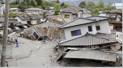Contoh Teks Eksplanasi Bencana Alam - berbagaireviews.com