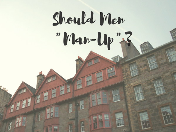 "#MHAW17: Should Men ""Man-Up""?"