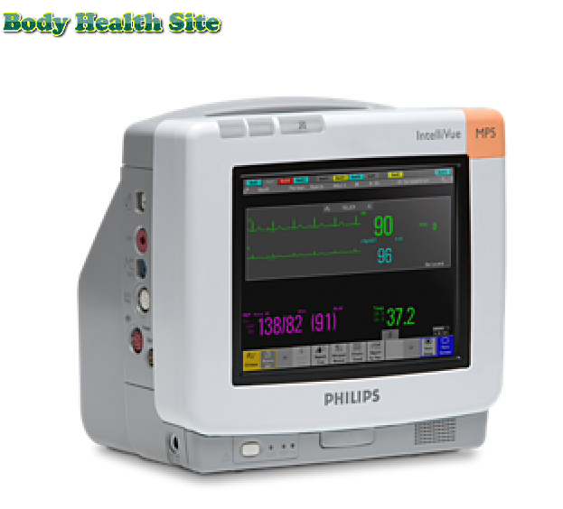 Philips patient monitor models