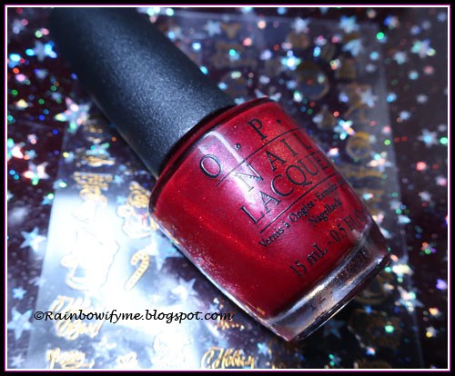 OPI ~ You Only Live Twice