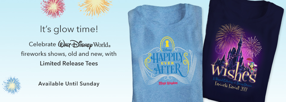 It all started with a mouse wishes happily ever after for Disney happily ever after shirt