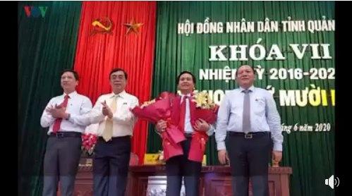 Clip: Bầu cử thấp, bí thư tỉnh Quảng Trị dọa cấp dưới?