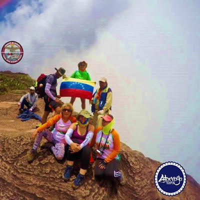 imagen Trekking Roraima Tepuy