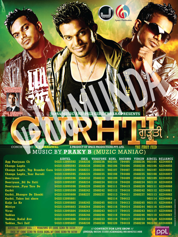 Meer - Gurhti Ft Pranky B - Mp3 Songs Download