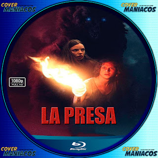 GALLETA LA PRESA - PREY 2019[COVER BLU-RAY]