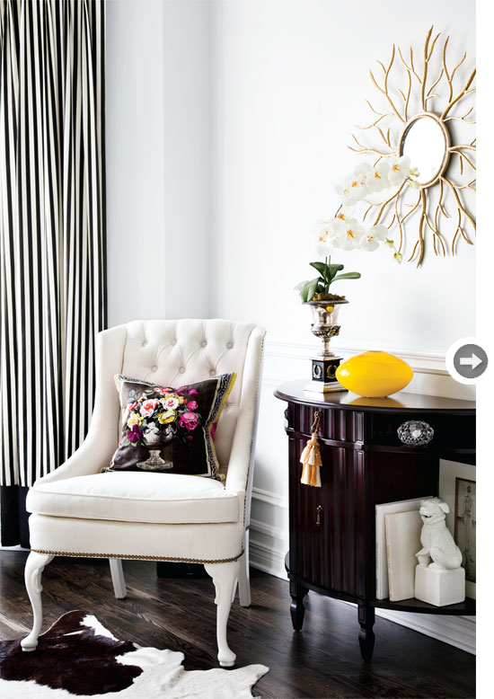 Mix and Chic: Home tour- A classic contemporary home in Ottawa!