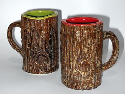 Log Cups
