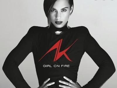 Music: Girl On Fire - Alicia Keys Ft Nicky Minaj (throwback songs)