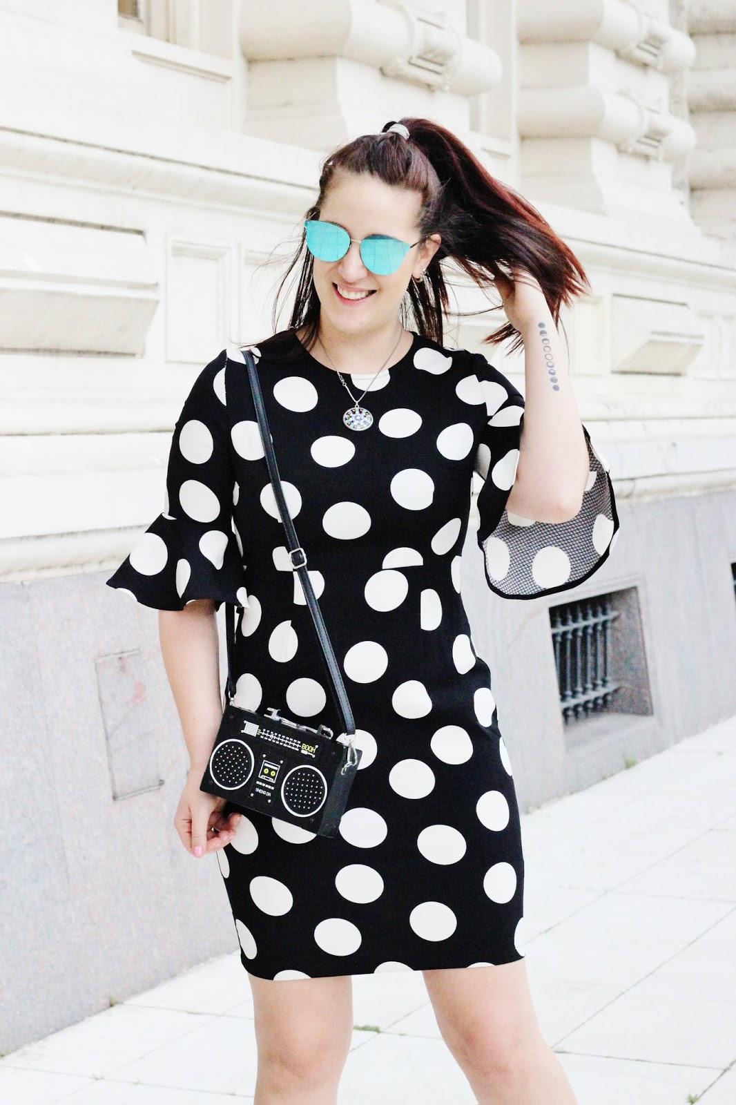 vestido de pepas