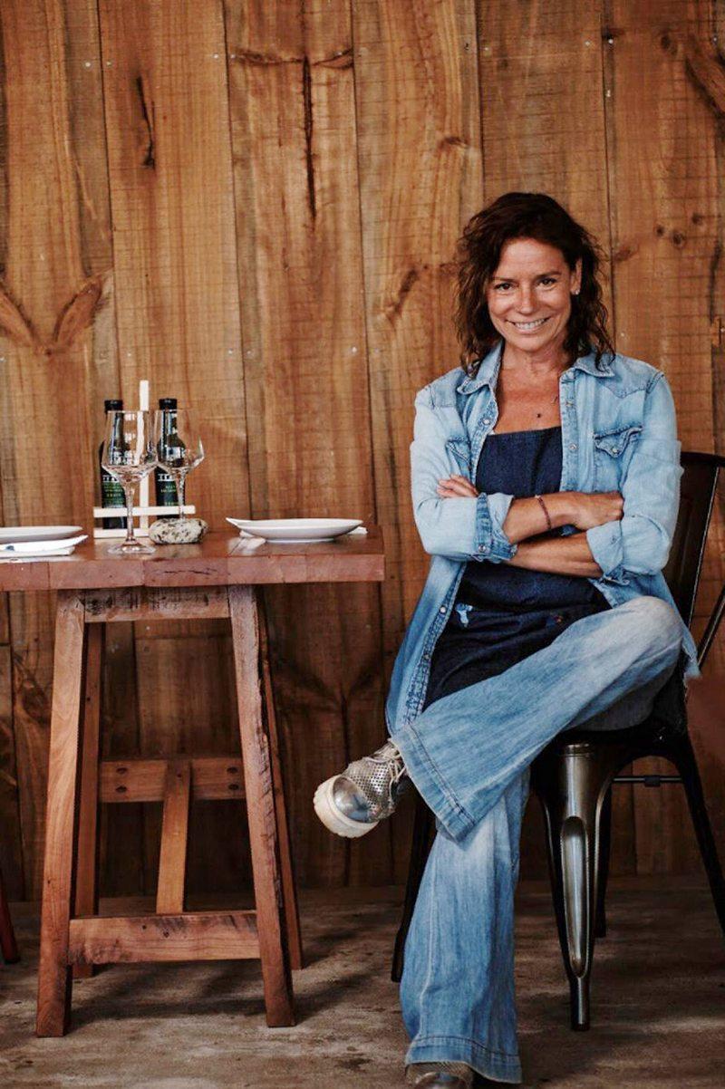 Kathy Salosny reabrió su restaurante después de 8 meses