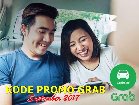 Kode Promo GrabCar GrabBike September 2017   Buka-Laptop