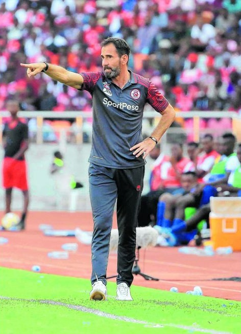 Gomes - It would be a good  if we announced the Championship in the match against Yanga