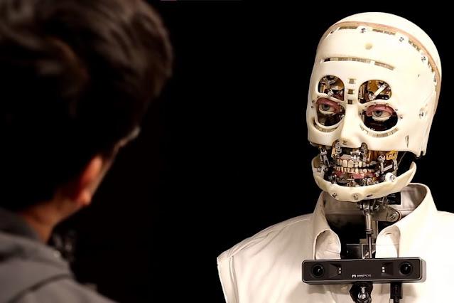ديزني تطور نظاماً جديداً يجعل الروبوتات البشرية أكثر واقعية