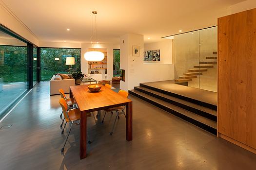 Wohn- und Esszimmer von Mann Haus I