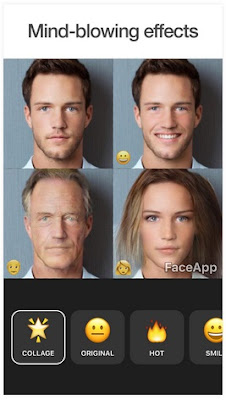 Download Aplikasi FaceApp Android