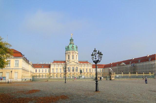 Castelo de Charlottenburg, Berlim