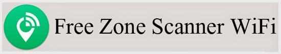Free Zone Scanner WiFi Grátis