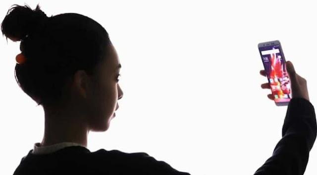 Cara Mengaktifkan Fitur Face Unlock di Hp OPPO F9