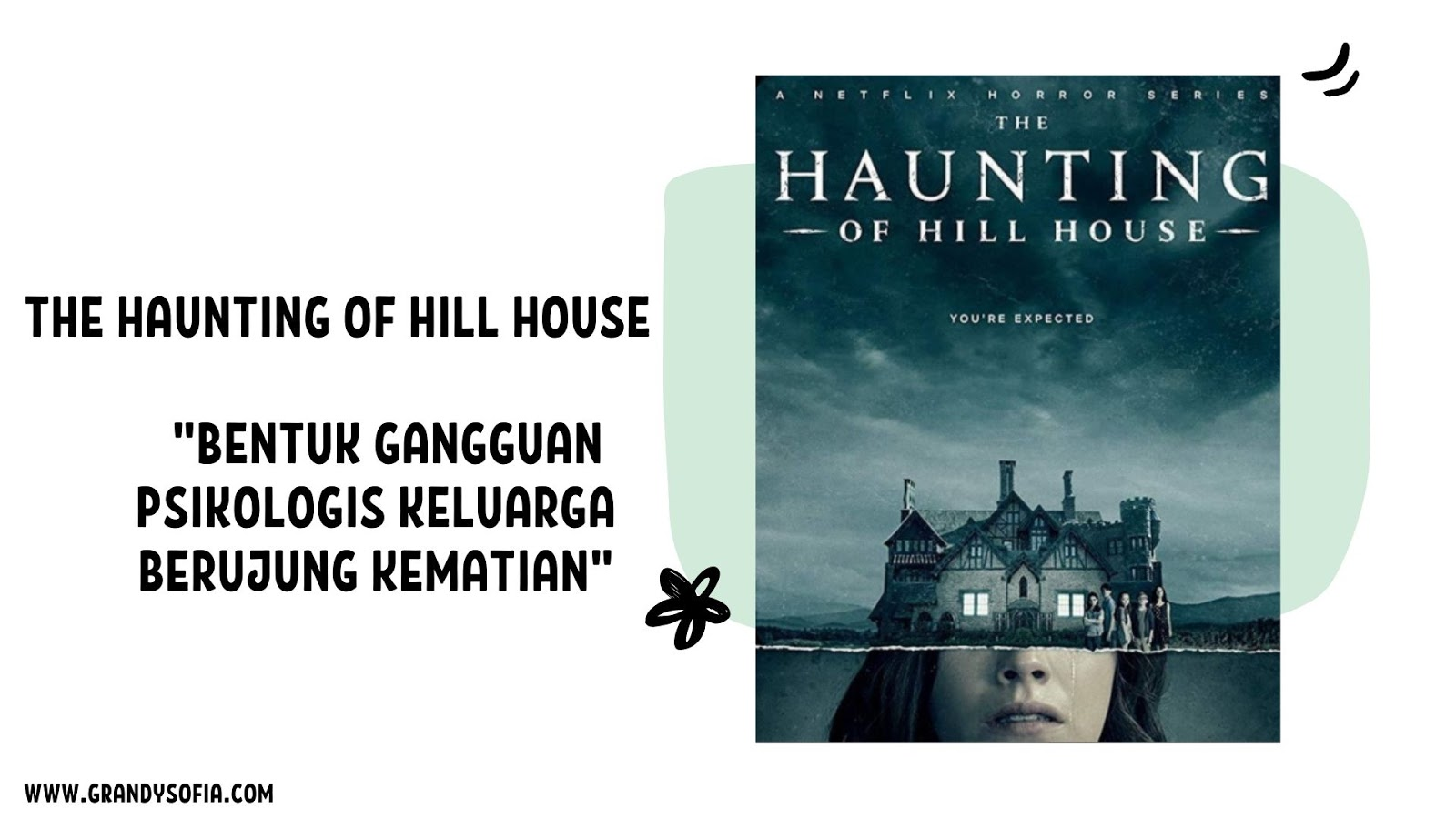 review the hauting of hill house