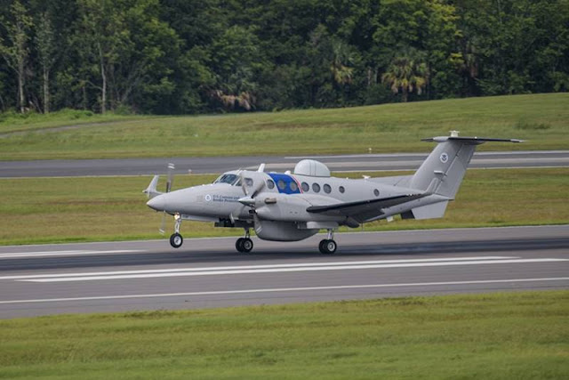 US Customs and Border Protection orders two more Special Mission Beechcraft King Air 350CER