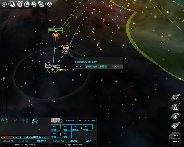 Pirates! | Endless Space Game Screenshot