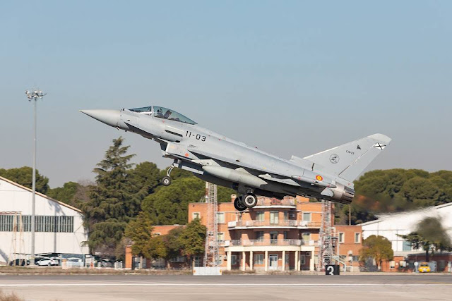 Airbus upgraded Tranche 1 Eurofighter Spain