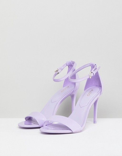 LILAC SHOE TREND