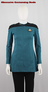 TNG medical smock (style 5) for sale