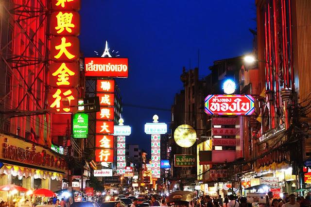 Bangkok - co warto zobaczyć?