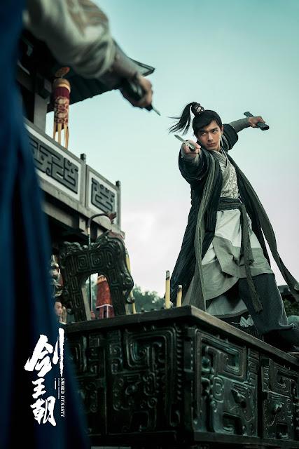 li xian sword dynasty wuxia
