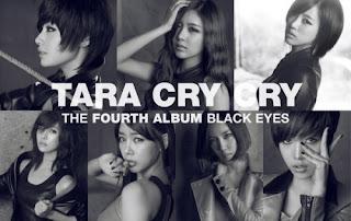 Lirik Lagu Cry Cry - T-Ara