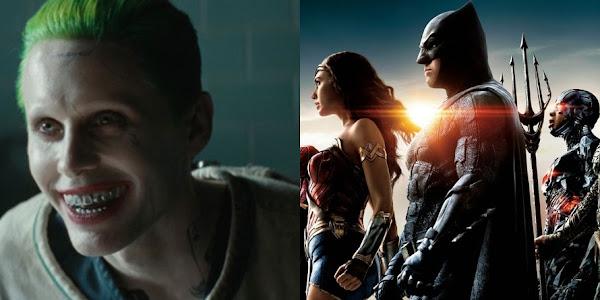Jared Leto elogia Zack Snyder como diretor de 'Liga da Justiça'