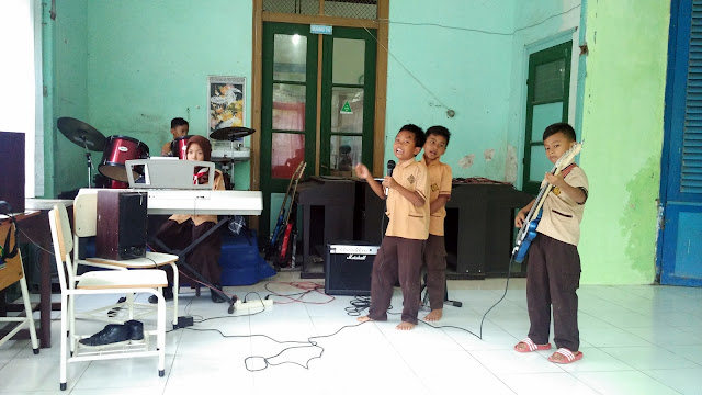 band anak SD