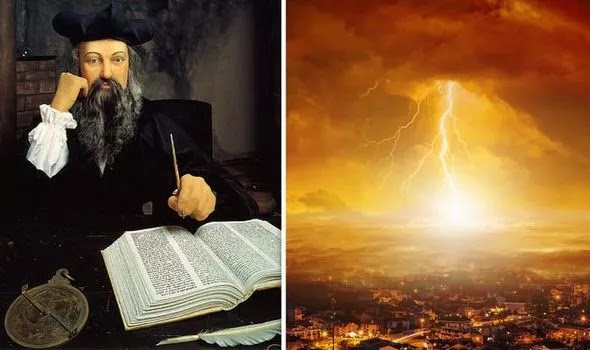 Nostradamus, Predict On End of the world:  'confession' for final Armageddon