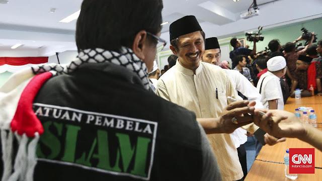 Petinggi GNPF Ulama Diundang Raja Salman Naik Haji