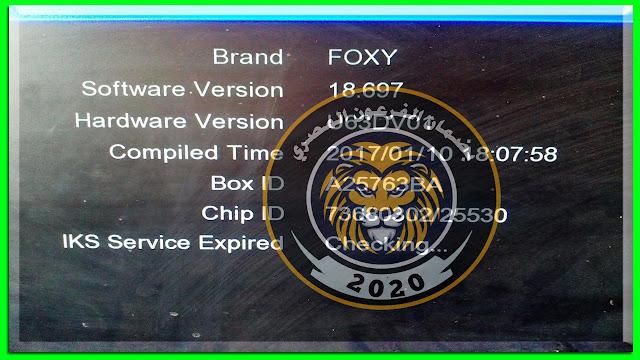 حصريا احدث ملف قنوات انجليزى وفلاشة مسحوبة لريسيفر فوكس سات 444 HD MINI
