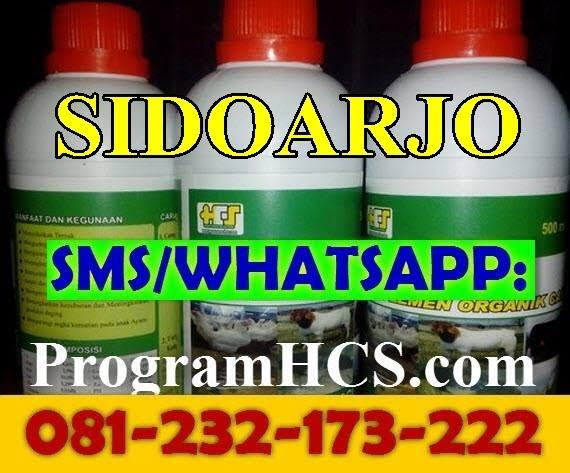 Jual SOC HCS Sidoarjo