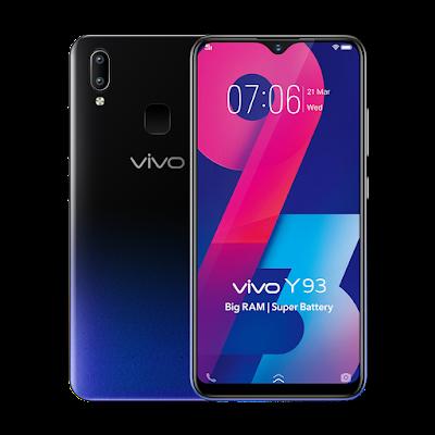 Harga Hp Vivo ram 3gb dibawah 2 juta