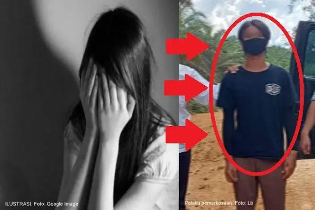 IK Diperkosa DG di Kebun Sawit, Ibu Kandung Melapor ke Polisi