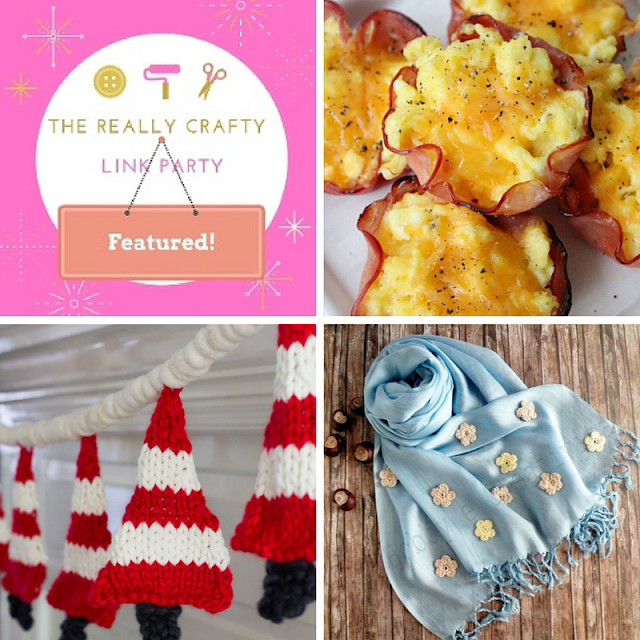 The Really Crafty Link Party #93 featured posts