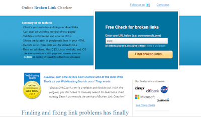 Cara Menghapus Broken Link Blogspot Dengan Mudah dan Efisien