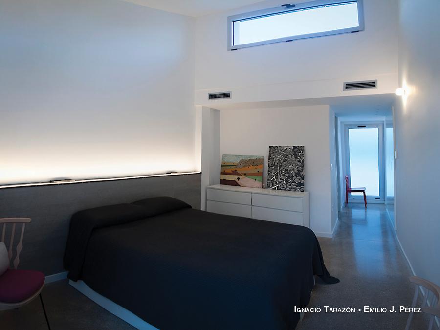 Dormintorio minimalista