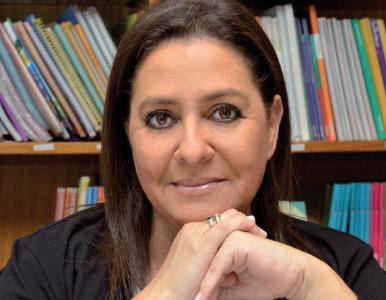 "LAURA LEWIN  junto a Facundo Manes ""Que enseñes, no significa que aprendan"""
