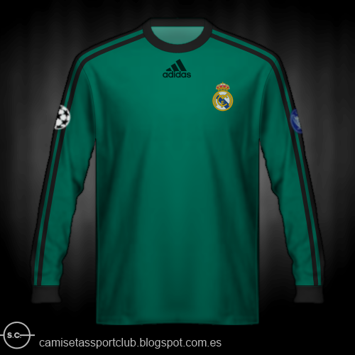 Camiseta usada por César Sánchez e Iker Casillas en la final de Champions  League 2002. El portero extremeño era el titular 1931d7b45ea06
