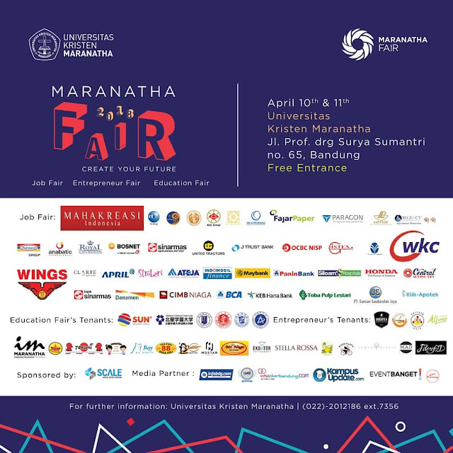 Job Fair Gratis April 2018