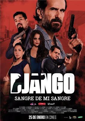 Django Sangre De Mi Sangre 2018 Custom HD Latino